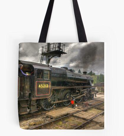 Levisham Crossing Tote Bag
