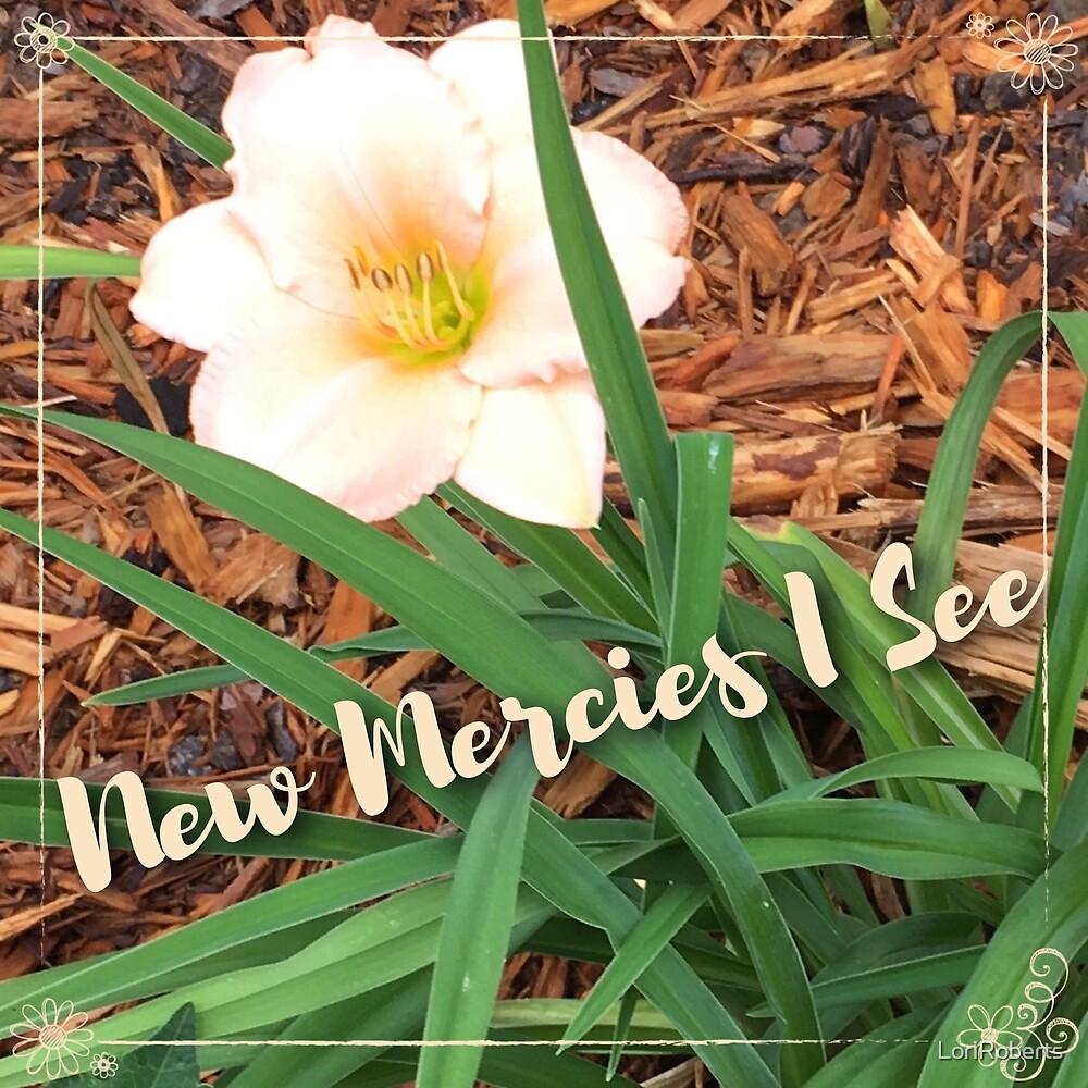 New Mercies by LoriRoberts