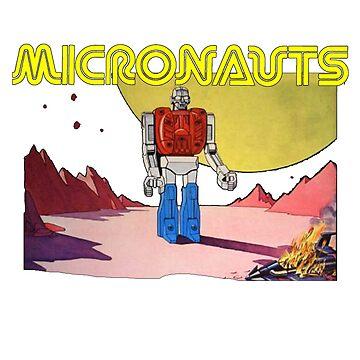 Biotron - Micronaut  by drquest