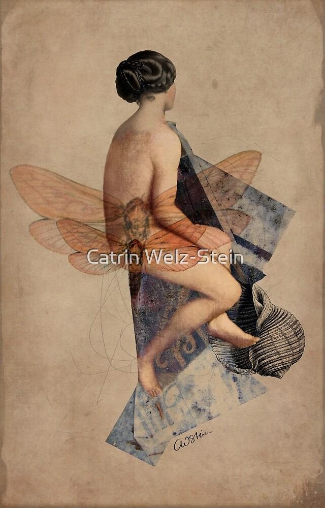 Venus Collage by Catrin Welz-Stein
