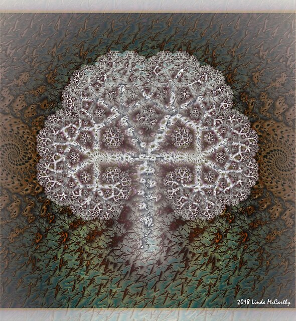 The Tree of Life by LindaPerryMcC