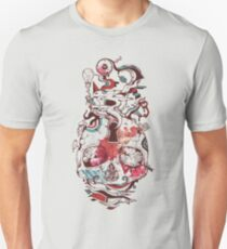 Landscape of an Open Mind Unisex T-Shirt