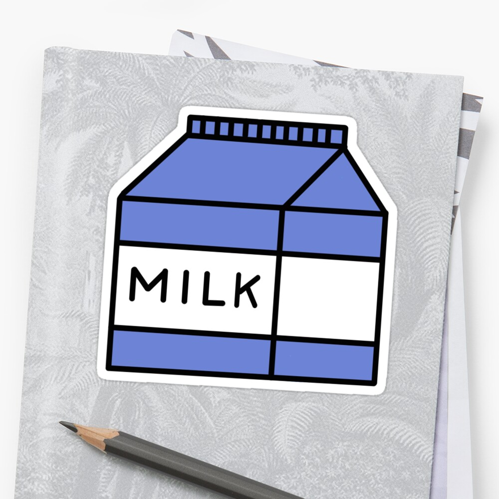 Milk Carton by SquibbleDoodles