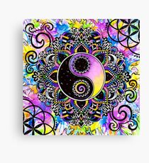 Magical Balace Canvas Print