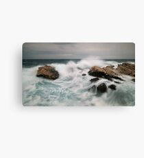 ocean force Canvas Print