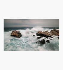 ocean force Photographic Print
