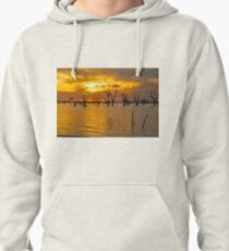 Menindee Sunset Pullover Hoodie