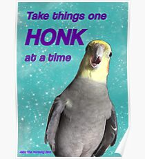One Honk at a Time Poster