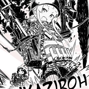Sword Art Online Gun Gale Alternative-Fuzakiroh Manga Style by mintheheart