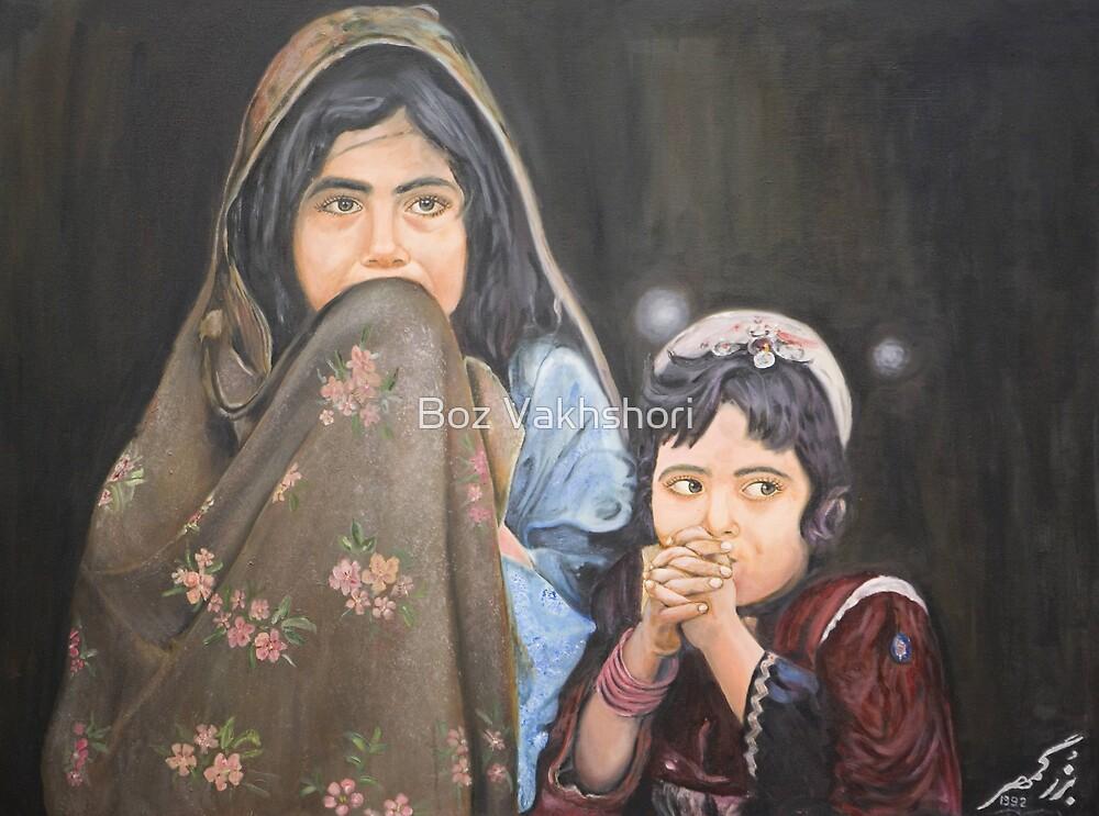 Fear by Boz Vakhshori