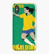 Ronaldinho iPhone Case/Skin