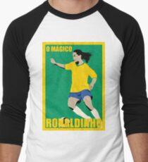 Ronaldinho Men's Baseball ¾ T-Shirt