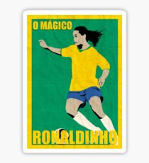 Ronaldinho Sticker
