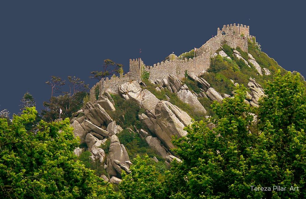 castelo dos mouros by terezadelpilar ~ art & architecture
