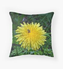 Flower, or just another weed? Throw Pillow