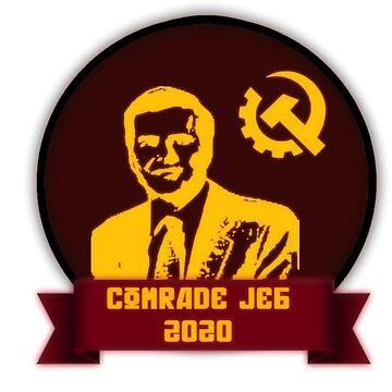 Comrade Jeb! 2020 by robayoxd