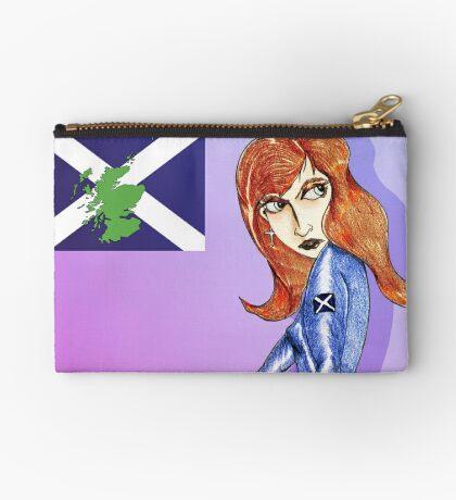 Maiden Scotland Studio Pouch
