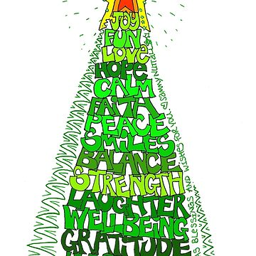 Blessing Tree by sammynuttall