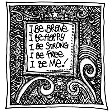 I Be Me...  by sammynuttall