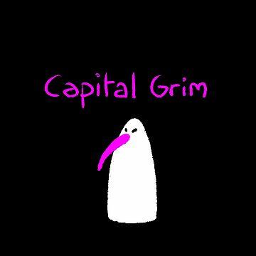 Capital Grim - logo by CapitalGrim