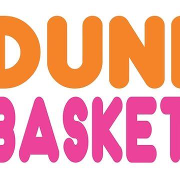 Dunkin' Basketball by rogerpmit2