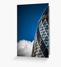 Condensation @londonlights  Greeting Card