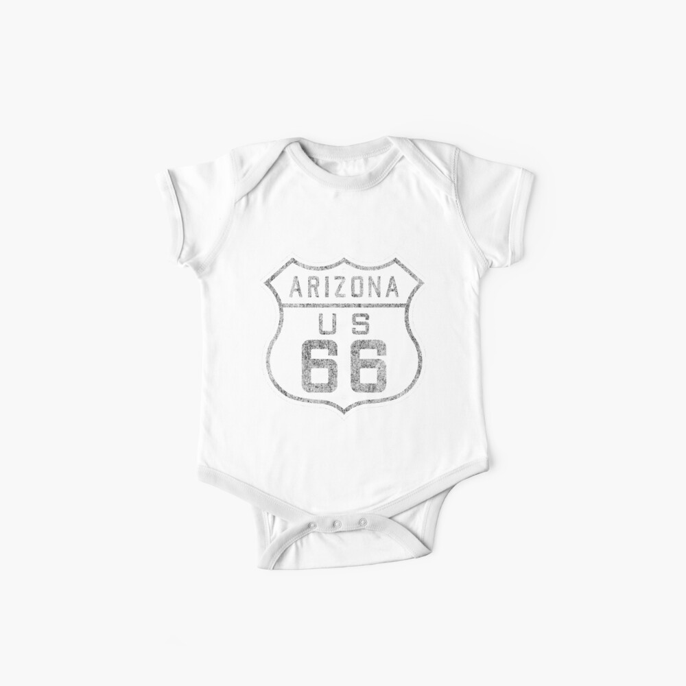 Route 66 Vintage Baby One-Pieces