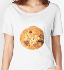 Chocolate Chip Cookie Women's Relaxed Fit T-Shirt
