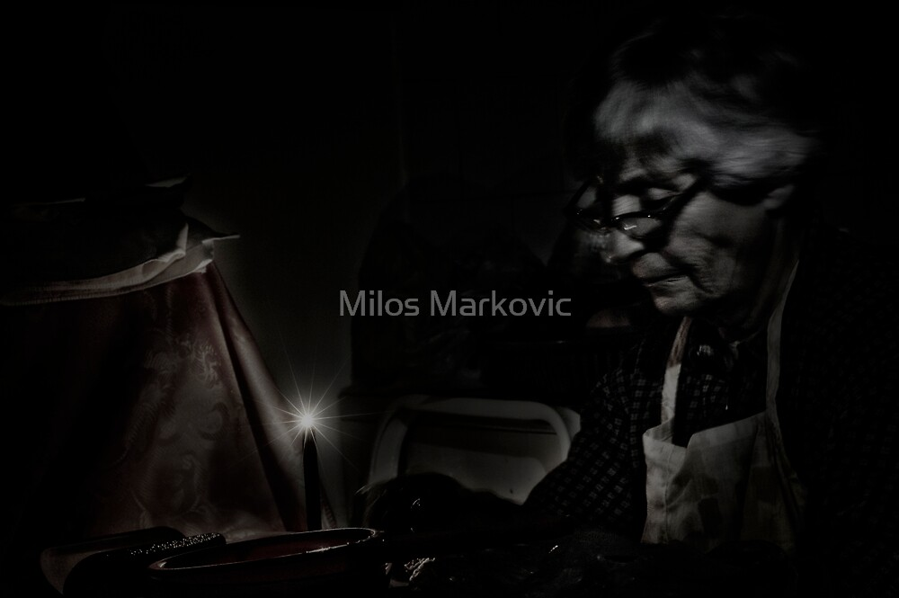 Mother by Milos Markovic