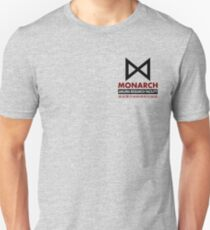 Monarch Janjira Research Facility Unisex T-Shirt