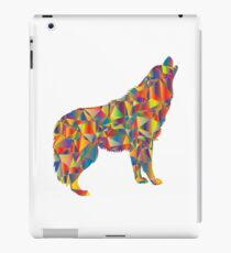 HOWLING Colourful DIRE Wolf iPad Case/Skin
