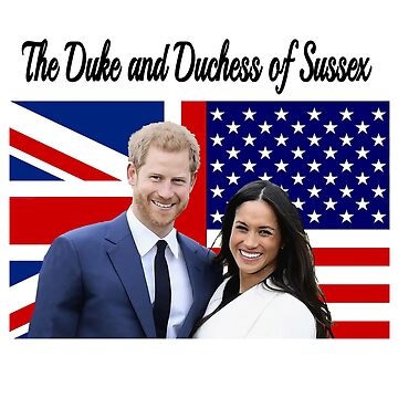 To Commemorate the Royal Wedding of HRH Prince Harry and Meghan Markle by Drewaw