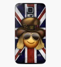 Booji - Union Jack (Portrait) Case/Skin for Samsung Galaxy