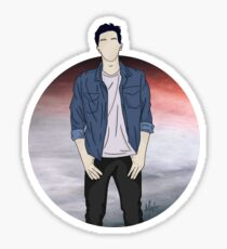 Phil - Interactive Introverts Sticker