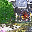 The Old Mill in Pigeon Forge by raindancerwoman