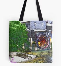 The Old Mill in Pigeon Forge Tote Bag