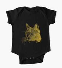I love my cute Cat meow One Piece - Short Sleeve