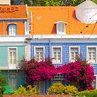 windows of Lisbon on a spring morning by terezadelpilar ~ art & architecture