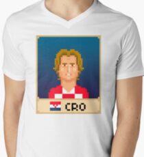 CROATIA Men's V-Neck T-Shirt