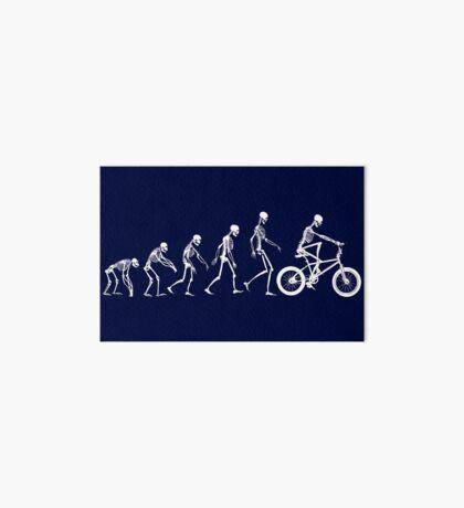 Evolution BMX Skeletons Art Board