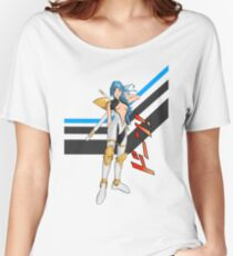 Anime Sci Fi Girl Women's Relaxed Fit T-Shirt
