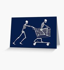 Retail Bone Therapy Greeting Card