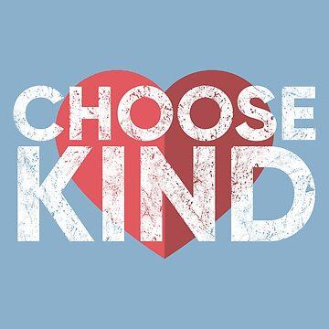 Choose Kind by efomylod