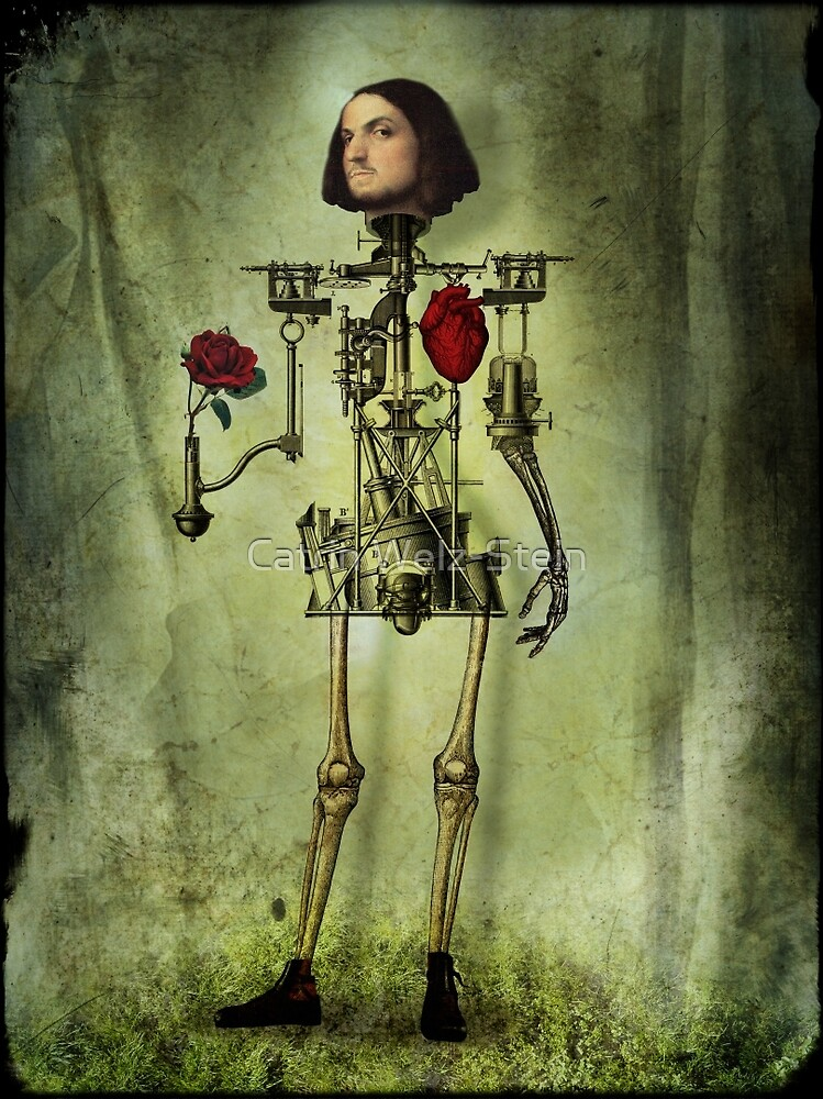 Quot Mr Charming Quot By Catrin Welz Stein Redbubble