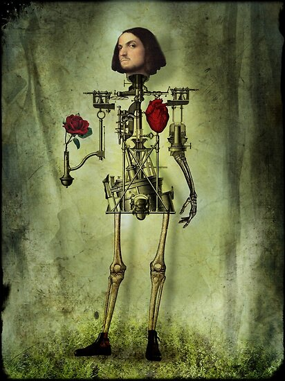Mr. Charming by Catrin Welz-Stein