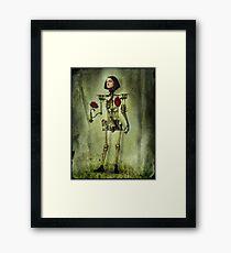 Mr. Charming Framed Print