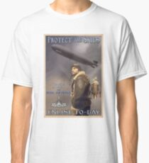 Protect The Skies Classic T-Shirt