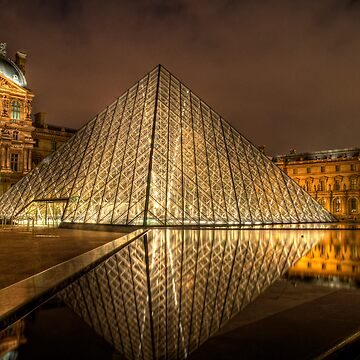Louvre Loumiere by vicpug