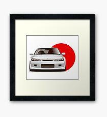 Nissan Silvia S15 Framed Print
