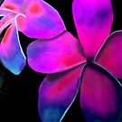 Plumeria by Richard-Gary Butler